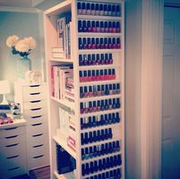 The Nail Polish rack