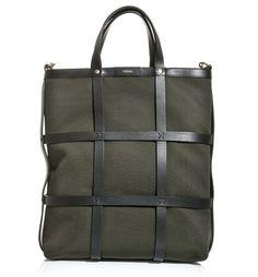 Mismo Canvas shopper Bag