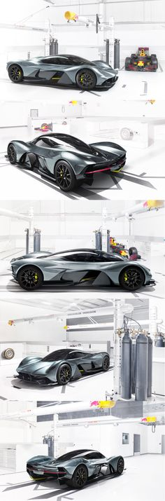 Aston Martin AM-RB 001: Meet Aston Martin And Red Bull Racing's Insane V12…