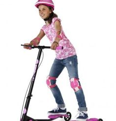 The New Y Fliker A3 kids scooter (age 7+)