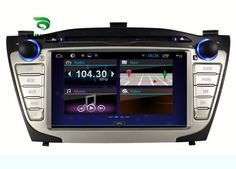 Quad Core Android 5.1 Car Stereo DVD Player GPS Navigation for Tucson IX35 09-13