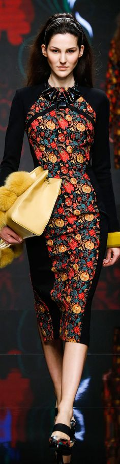 ~Fall 2015 Ready-to-Wear Aigner