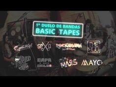 O 1o Duelo de Bandas BASIC TAPES está chegando!! - YouTube