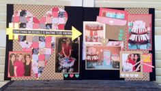 Something Incredible Layout- Lynette Chiles-  Front Porch Kits- The Greatest of these is Love