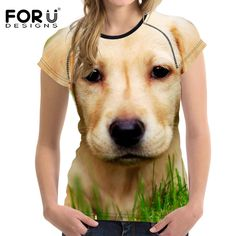 Gender: WomenMaterial: Spandex,PolyesterModel Number: BVFabric Type: JerseyPattern Type: AnimalStyle: funny printing t-shirt Cat Lover Gifts, Cat Gifts, Cat Lovers, 3d T Shirts, Casual T Shirts, T Shirts For Women, 3d Dog, Funny Dog Videos, Labrador Retriever Dog