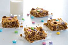 Monster+Cookie+Bars+Recipe