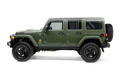 Filson x AEV – Limited Edition Jeep Wrangler
