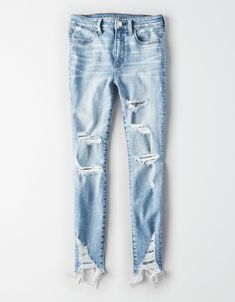 Shop at American Eagle for Jeggings that look as good as they feel. Browse our jeggings in different rises (from low to highest), in different washes and stretch levels. Ae Jeans, Slim Jeans, Ripped Jeans, Mens Outfitters, American Eagle Jeans, Jeggings, Joggers, Eagles, Boyfriend Jeans