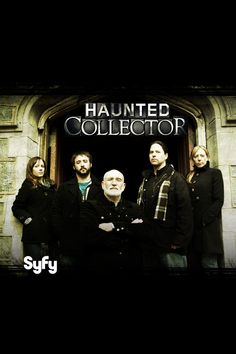 Haunted Collector - John Zaffis leads his team on one of the most original of all the ghost investigation shows, providing a dose of history, paranormal mystery, and antique appraisals on the side.