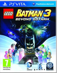 LEGO Batman 3: Beyond Gotham PS Vita