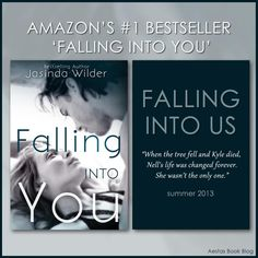 ~Ahhhhhh!!!!! OMG!!!!! this is exciting~ SPECIAL ANNOUNCEMENT FROM JASINDA WILDER!!! To celebrate FALLING INTO YOU becoming the #1 Bestseller on Amazon, Jasinda Wilder has announced the follow-up book FALLING INTO US to be released Summer 2013.