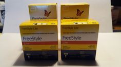 FREESTYLE LITE STRIPS AND LANCETS  ( 200 EA.)