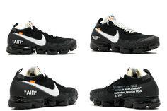 fc3f69423c8 Officiel THE 10 NIKE AIR VAPORMAX FK OFF White blanc Black Noir White blanc  clear aa3831 001 Youth Big Boys Shoes