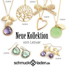 entdeckt die neuen, bezaubernden Schmuck-Kollektionen für den Winter jetzt auf www.schmuckladen.de