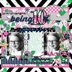 being 10