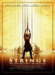 High resolution official theatrical movie poster for Strings Image dimensions: 1222 x Hd Movies, Movies To Watch, Movies Online, See Movie, Movie Tv, Movies Showing, Movies And Tv Shows, Movie Club, String Theory