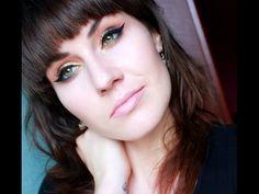 Check this makeup video out -- Brąz i złoto - makijaż dzienny on MakeupBee