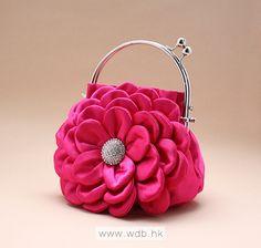 Gorgeous Satin Mini Tote Bags $23.99