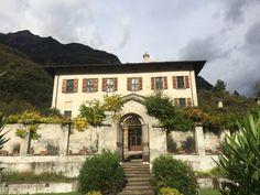 Italy With Kids| Palazzo Vertemate @globetrottingmama