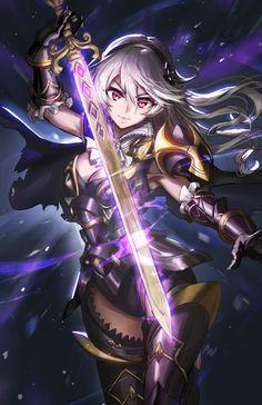 Female Kamui/ Female Corrin (Fire emblem fates)