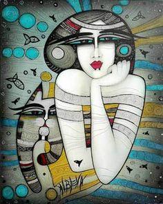 albena vatcheva paintings - Google Search
