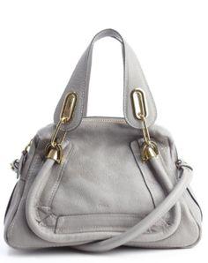 gorgeous grey Chloe bag