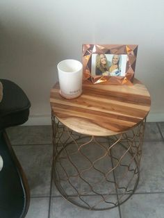 Hand Made Side Tables