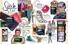 marie-claire uk magazine layouts - Recherche Google
