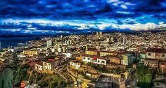 Valparaiso de Eduardo Vega