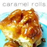 Linked to: www.loulougirls.com/2016/07/caramel-rolls.html