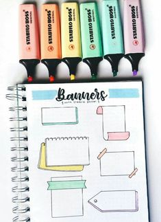 37 Easy Bullet Journal Ideas To Well Organize 038 Accelerate Your Ambitious Goal. - Vanlife - 37 Easy Bullet Journal Ideas To Well Organize 038 Accelerate Your Ambitious Goals Accelerate Ambiti - Bullet Journal School, Bullet Journal Headers, Bullet Journal Banner, Bullet Journal 2019, Bullet Journal Notebook, Bullet Journal Ideas Pages, Bullet Journal Inspiration, Book Journal, Bullet Journals