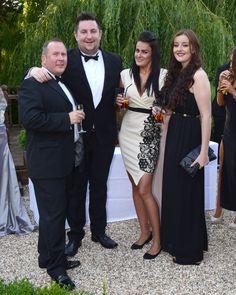 Jon Sheridan, Gareth Williams, Beata Bronisz & Vicky Rawson