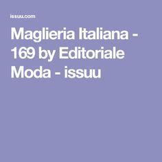 Maglieria Italiana - 169 by Editoriale Moda - issuu