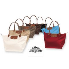 Longchamps Pliage....love it in various colors and use it to various occasions... it just works perfectly to so many!