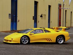 1994 Lamborghini Diablo SE30 Jota