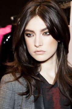 hair colors, shini hair, dark hair, jacquelynjablonski, hair beauti, shiny hair, beauti peopl, hairstyl, jacquelyn jablonski