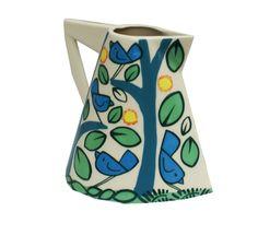 Beautiful handmade ceramic jug - dishwasher and microwave safe.