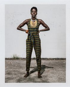 Kohcoa Kibibijaweta - 22, Trinidad - Afropunk Street Style via Vogue.com