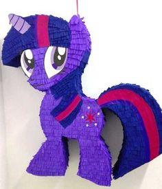 Piñata de Pony Twilight Sparkle - My Little Pony