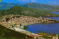 Kastoria, Greece ... where my mom is from - fur making capital of the world