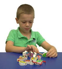 fine motor skills - love the variety of wood beads now available