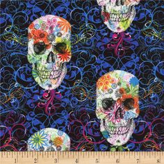 Designed for Timeless Treasures, this cotton print fabric is perfect for quilting, apparel, crafts, and home decor items.