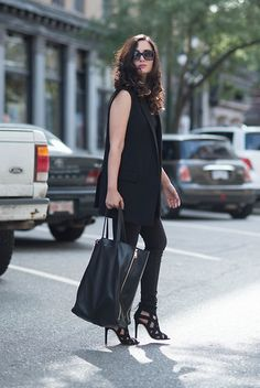 More looks by Cee F.: http://lb.nu/cocoandvera  #chic #classic #elegant #allblackeverything #celine #transitionalstyle #fall2015