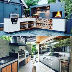 Outdoor kitchens so many possibilitiescome visit our BBQ store Outdoor Life, Outdoor Living, Bbq Store, Outdoor Kitchens, Portugal, Kitchen Cabinets, Instagram, Design, Home Decor