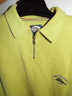Tommy Bahama Sweater 1 4 Zip Mens Size XL Very Nice Cond   eBay
