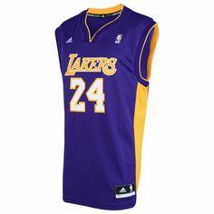 Kobe Bryant Los Angeles Lakers Replica Jersey, Multi7, zoom