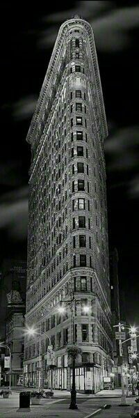 Flatiron Building. NYC