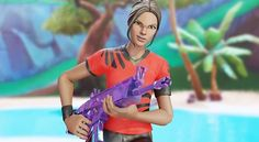 Poised playmaker with scar Supreme Iphone Wallpaper, Game Wallpaper Iphone, Naruto Sharingan, Fortnite Thumbnail, Best Gaming Wallpapers, Game Logo Design, Epic Games Fortnite, Battle Royale Game, Xbox One
