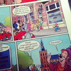 Donald Duck in my town, Den Bosch!