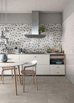 Fliesen für die Küche: Gestaltungsideen mit Keramik und Feinsteinzeug  - Marazzi 7419